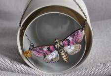 butterfly pod