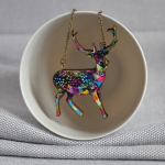 GeometricAnimals_Deer_small