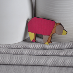 Origami_Brooch_Bear_small