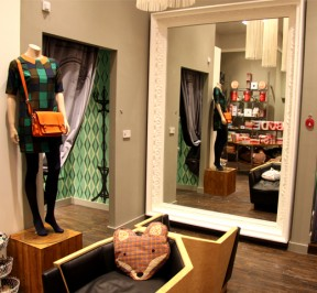Eclectic Interiors of the JOY Stores